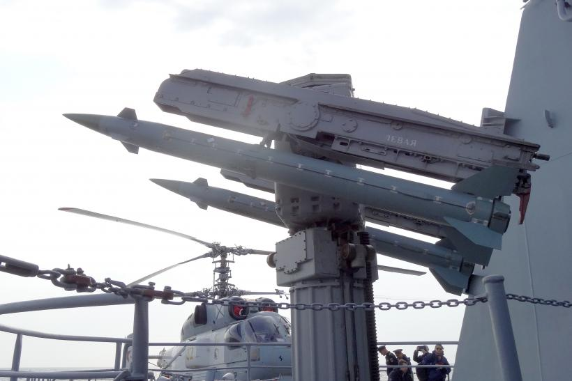Russia missile system