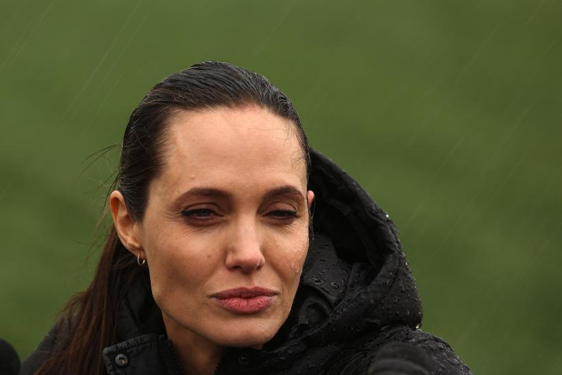 Are Angelina Jolie, Ch... Charlize Theron Feud
