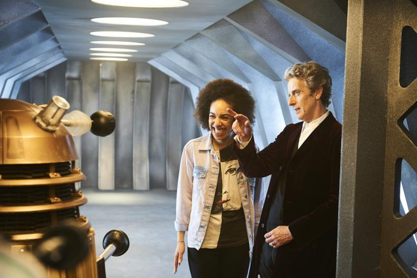 Doctor Who New Companion