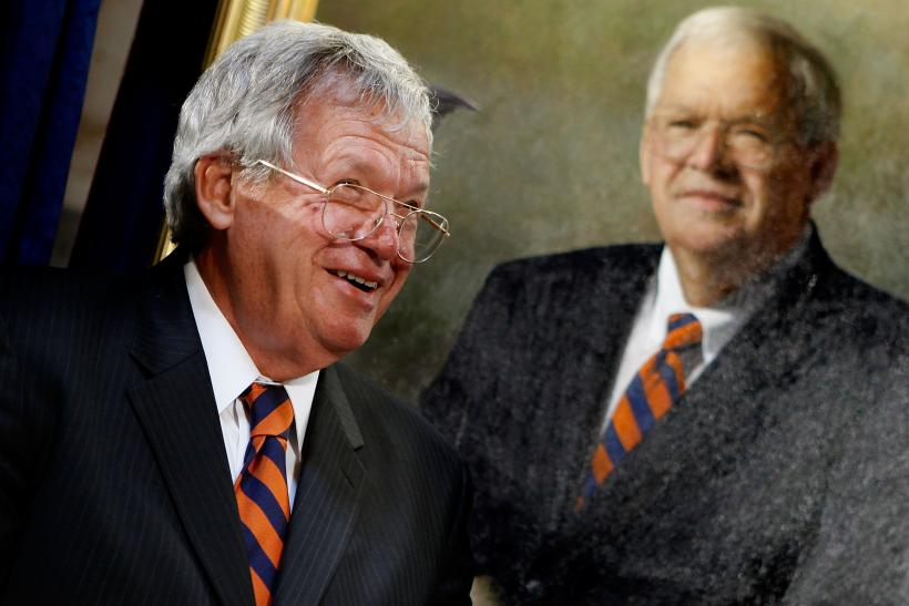 Dennis Hastert Hush Money