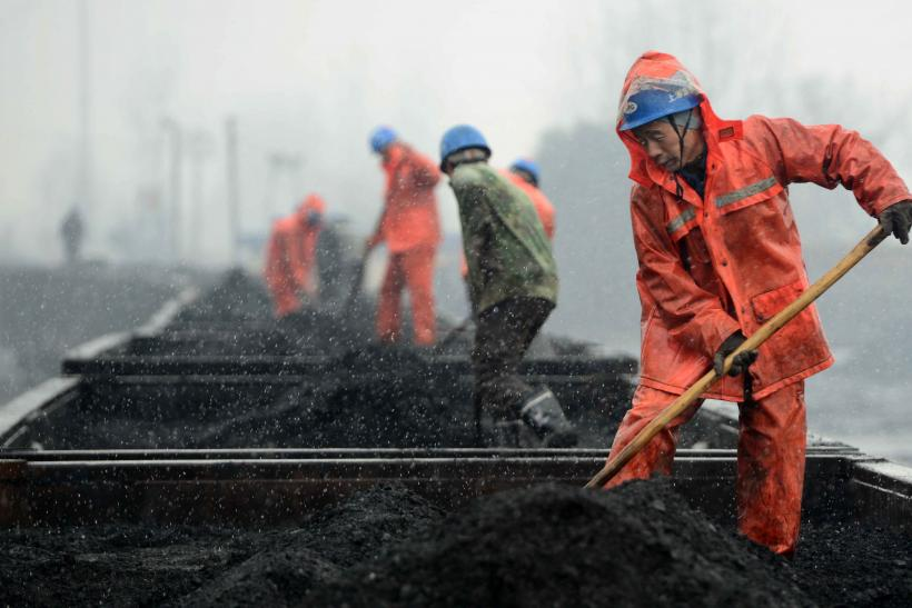 China Coal Plants