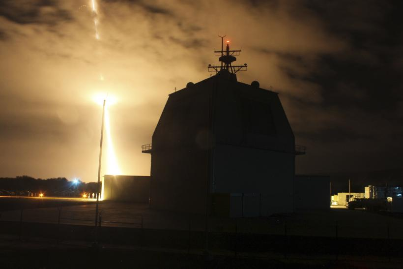 Aegis Ballistic Missile Defense weapon system