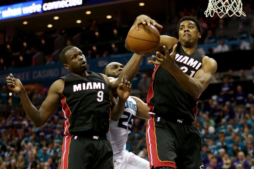 National Basketball Association says Wade wasn't fouled in final seconds of Game 5 loss