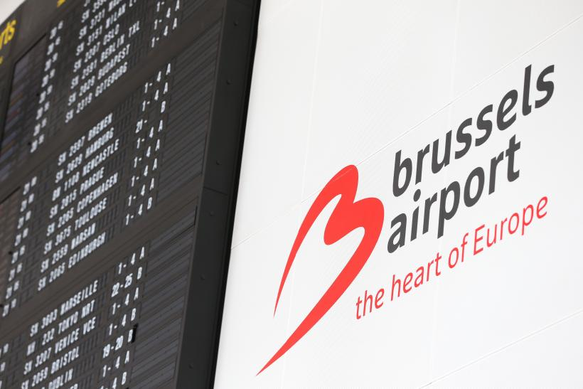 Brussels airport departure hall reopen attack ISIS
