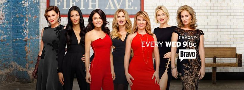 """Real Housewives of New York City"" Season 8"