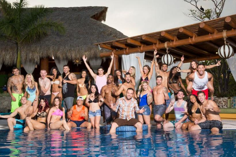 the challenge rivals 3 cast