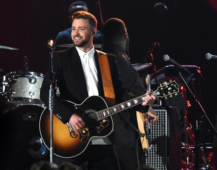 Justin Timberlake teases release of 'Can't Stop the Feeling'