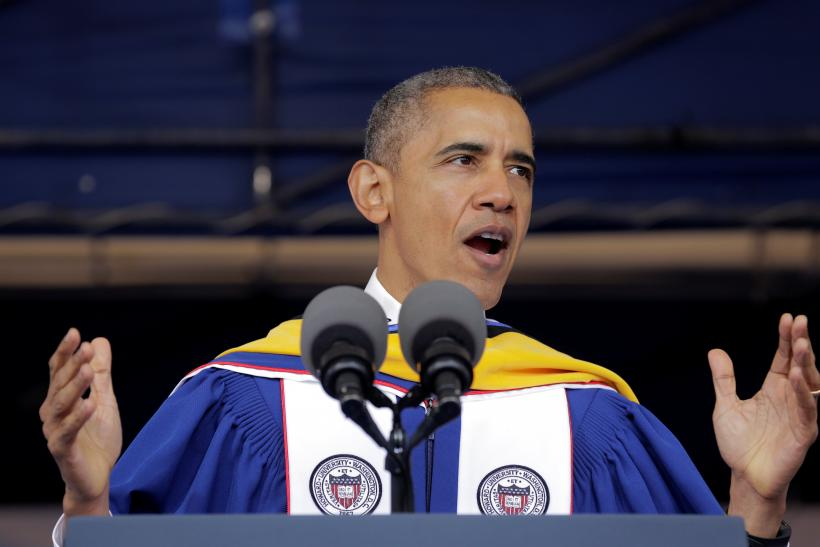 Barack Obama, Howard University, May 7, 2016