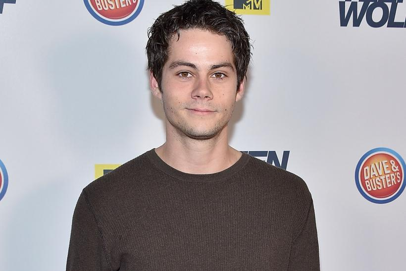 Dylan O'Brien New Movie