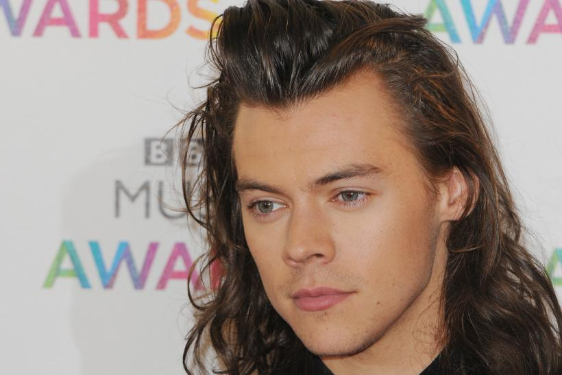 Superb Harry Styles39 Short Hair Revealed See How The One Direction Short Hairstyles Gunalazisus
