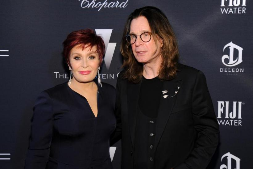 Sharon Osbourne Address Split Rumors