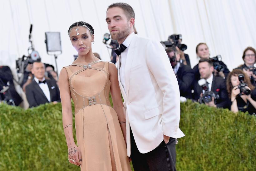 robert and fka twigs