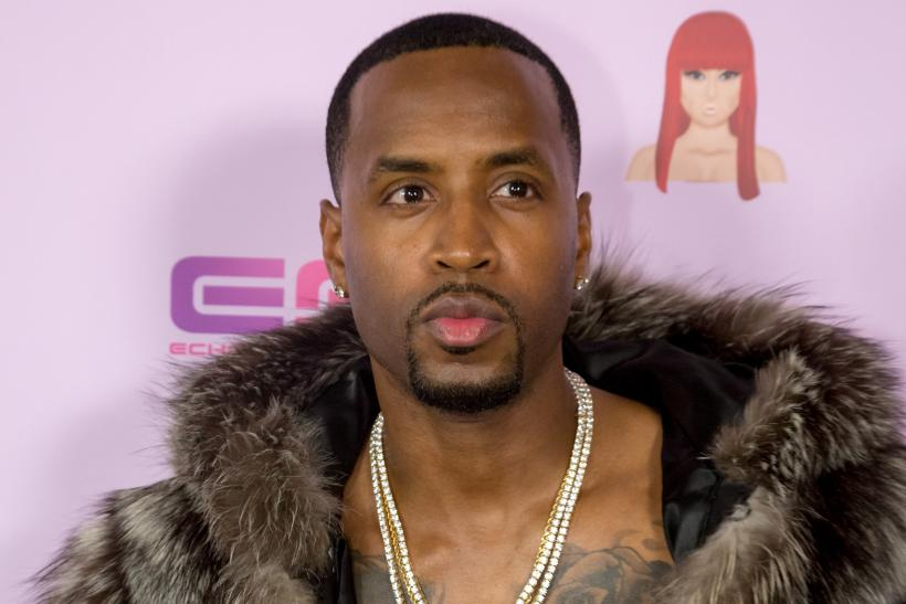 Safaree Samuels Nicki Minaj feud