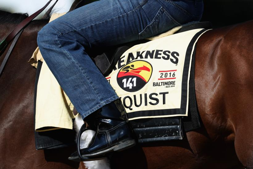 nyquist 2016 preakness