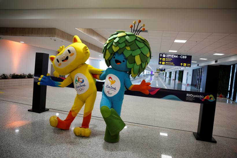 Olympic, Paralympic mascots