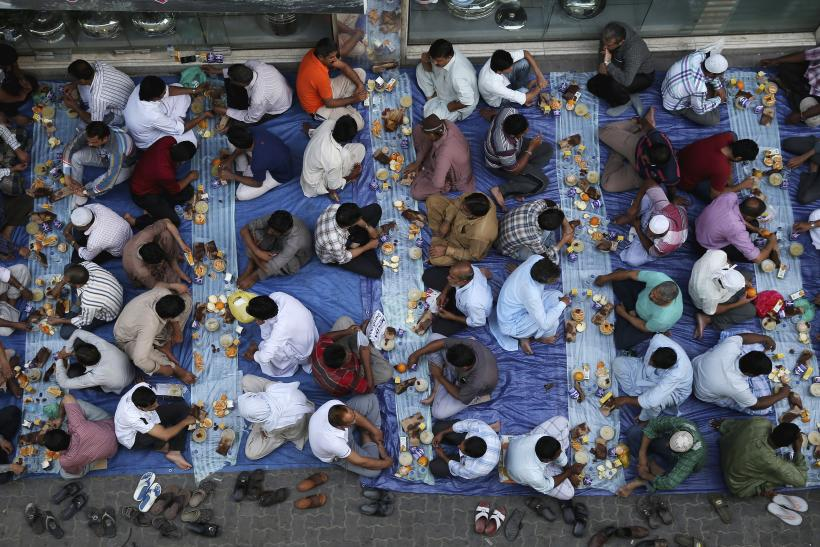 How does Ramadan, the Muslim holy month of fasting, affect the economy?
