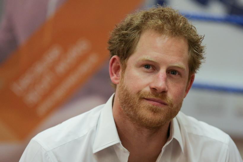 Prince Harry wants to star on dating show 'Take Me Out'