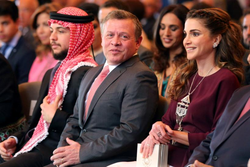 Queen Rania and King Abdullah celebrate 23rd anniversary