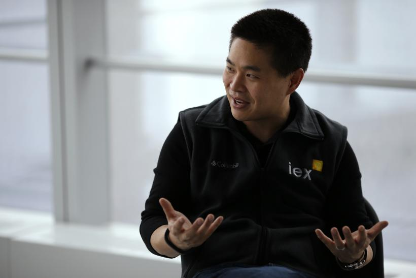 IEX Group Inc. Gains SEC Approval To Launch National Stock ... One Iex