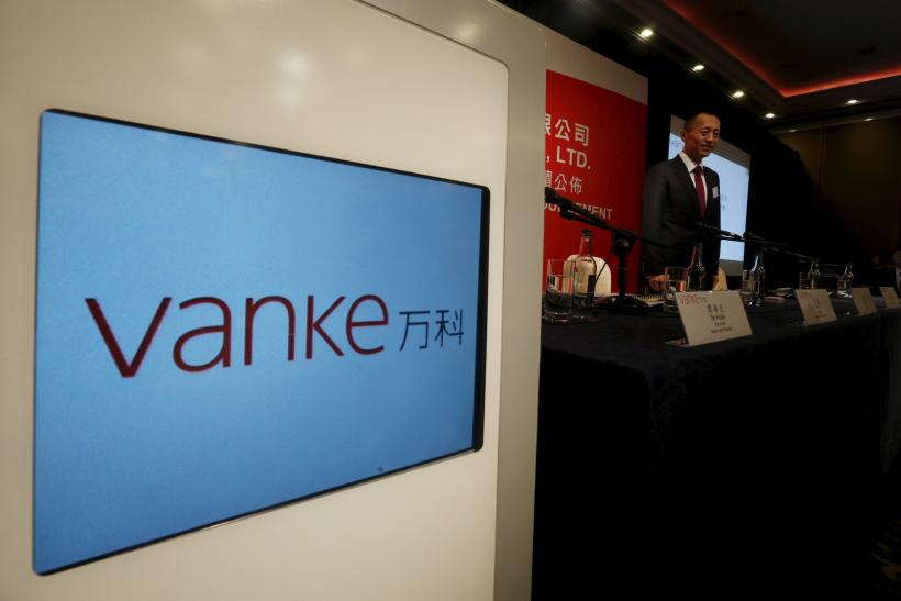 vanke china