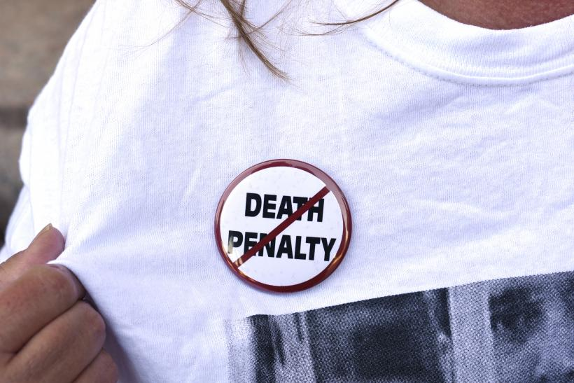 DeathPenaltyProtest