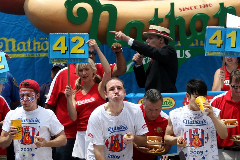 National Hot Dog Eating Contest Channel