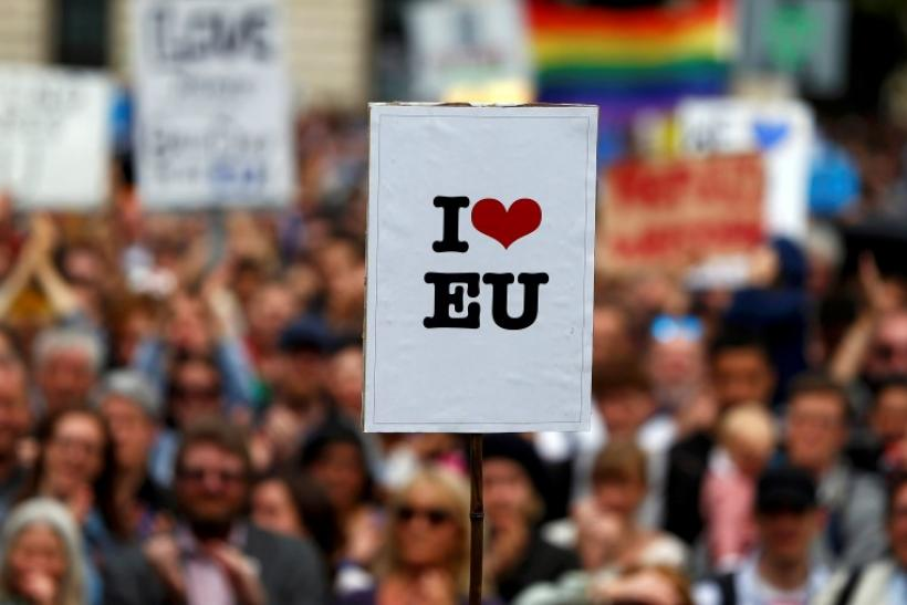 Brexit causes pro-EU leanings in Europe