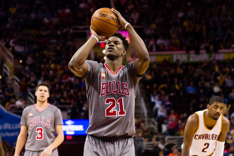 Jimmy Butler Off Market 'For Now' As Bulls Build Contender