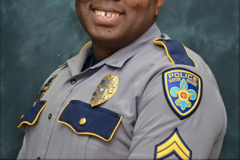 baton rouge officer