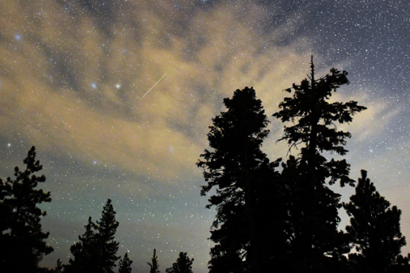 Annual Perseids Meteor Shower