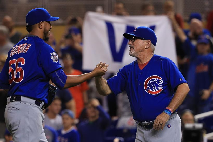 joe maddon cubs 2016
