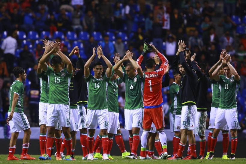 Mexico Olympic team