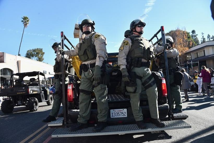 LosLos Angeles County Sheriffs