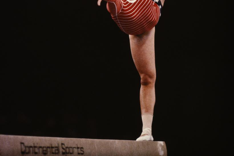 History of The Women's Olympic Leotards