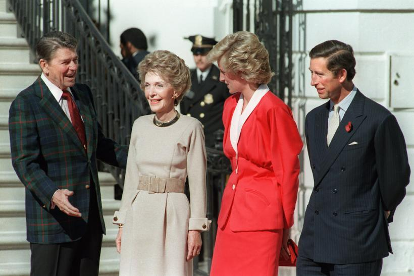 The Royals And The Reagans