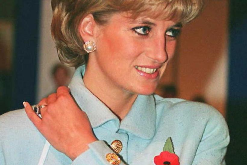 A Blue Mood - Diana In 1995