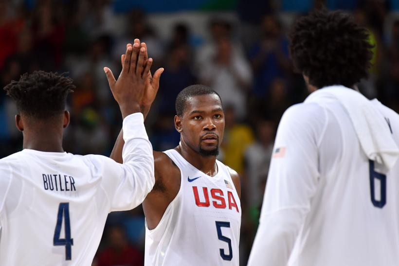 kevin durant usa 2016