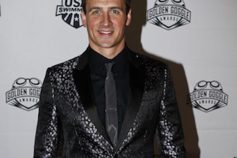 Ryan Lochte's Style In And Out Of The Pool