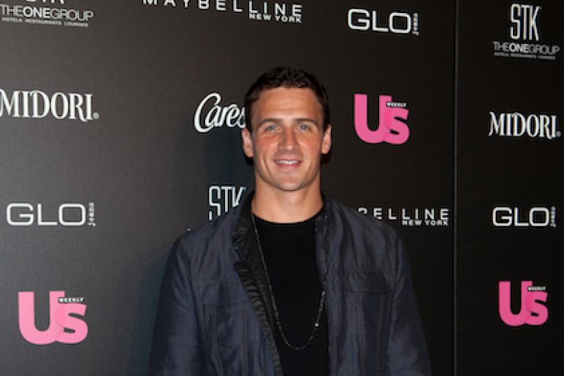Ryan Lochte's Style - In And Out Of The Pool