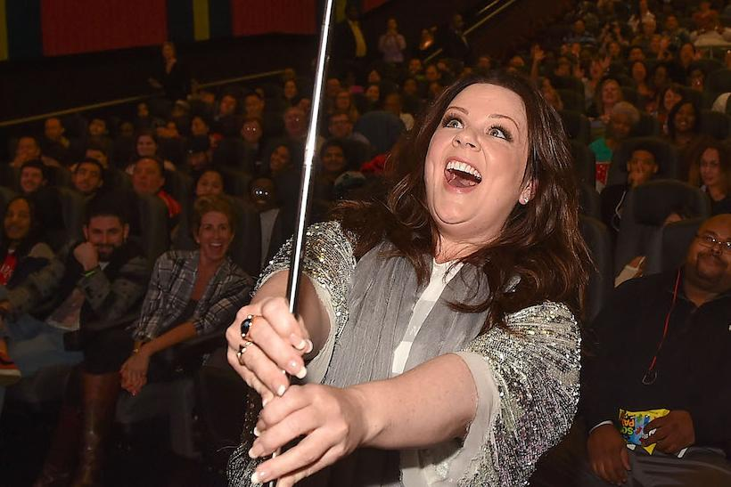 """.... Melissa McCarthy, Who Says """"Stick 'Em Up!"""" Who Volunteers As Tribute? Next!"""