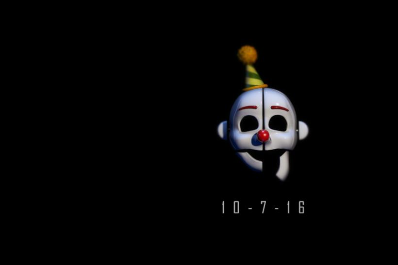 """Five Nights At Freddy's Sister Location"" release date teaser"