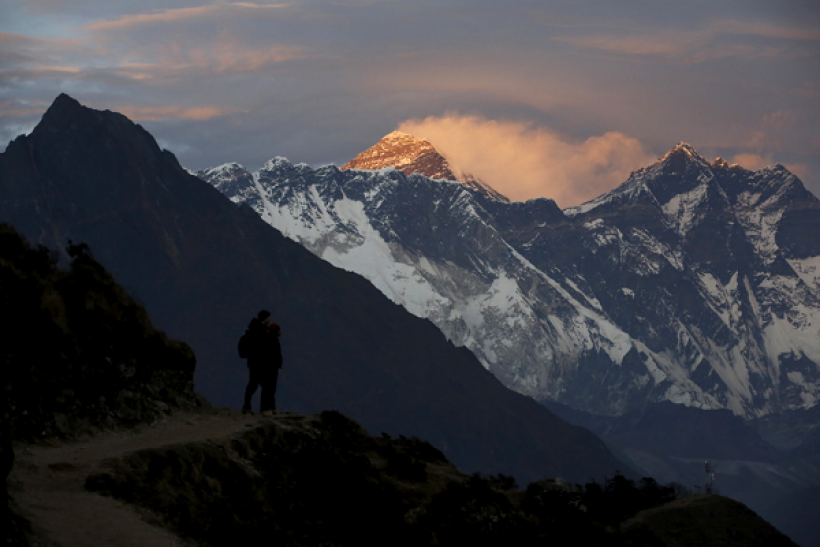 Indian coupled banned from mountaineering in Nepal for 10 years after faking Mount Everest climb.