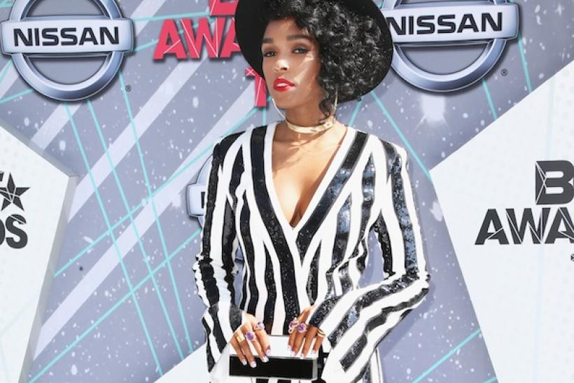 Janelle Monáe In Sass and Bide