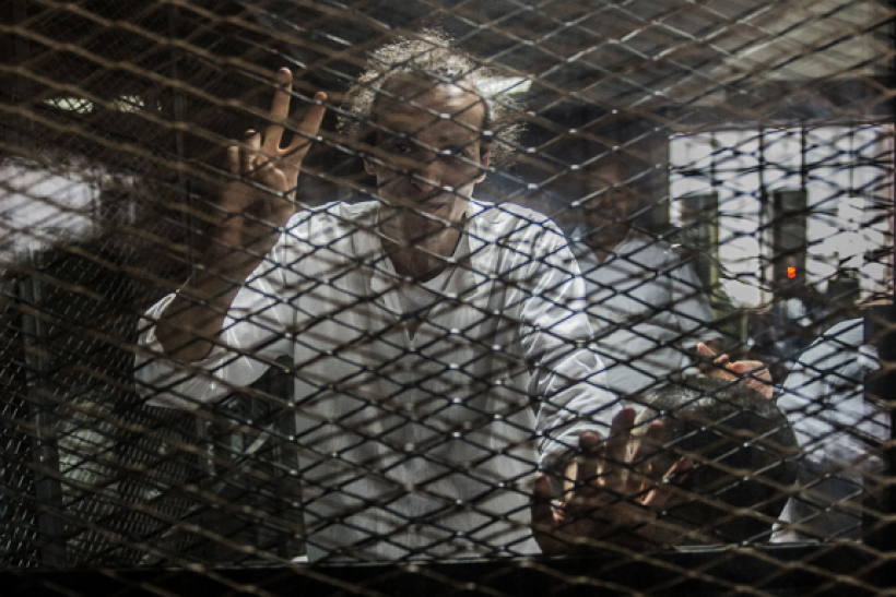 Egypt builds 13 new prisons to house political detainees.
