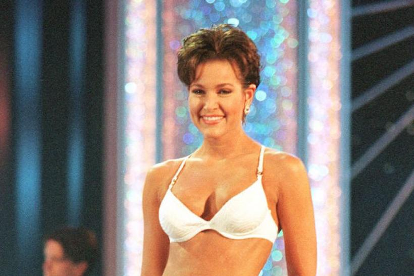 Miss America Pageant How Body Types Swimsuits And