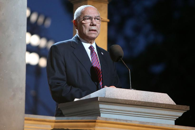 Colin Powell email leak