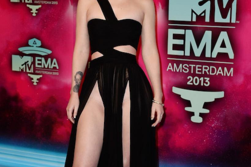 Iggy Azalea At The 2013 MTV EMAs