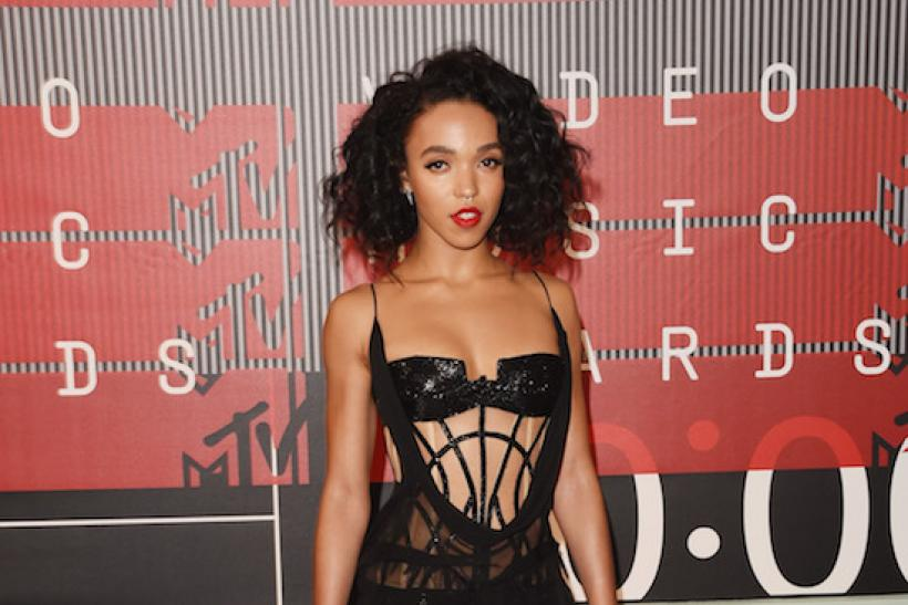 FKA Twigs At The 2015 MTV Video Music Awards