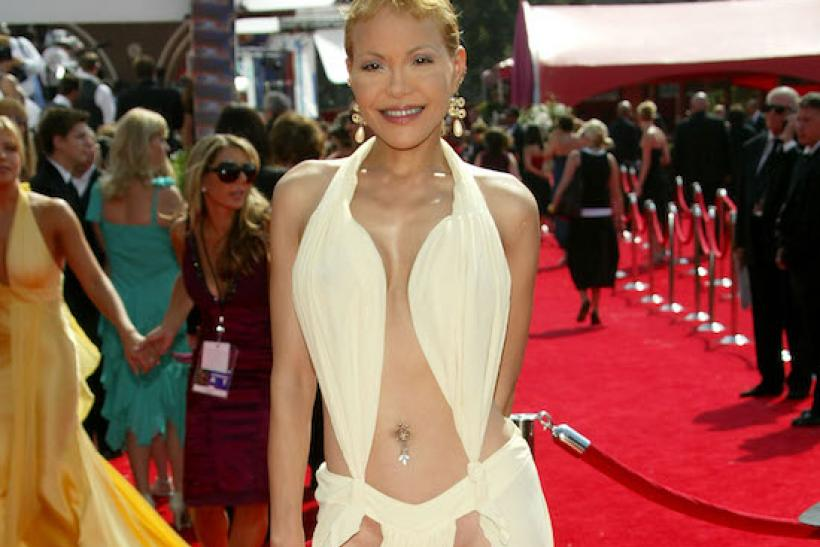 Tess Smith At The 2005 Annual Emmy Awards