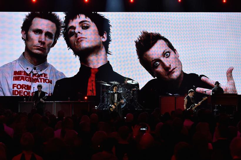 Green Day cancels Toronto show